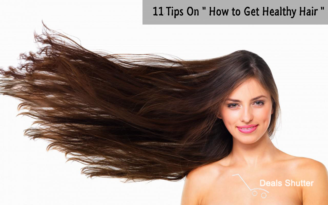 Top 11 100% working tips and tricks for healthy hair at home