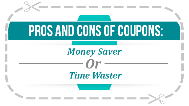 Pros and Cons for Using Coupons in Your Business
