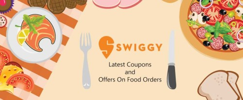 SWIGGY COUPON CODES HELP YOU SAVE MONEY ON EACH FOOD ORDER