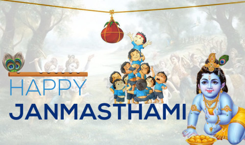 CELEBRATE LORD KRISHNA'S BIRTHDAY IN STYLE - JANMASHTAMI SPECIAL