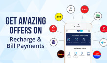 Recharges, Bill Payments