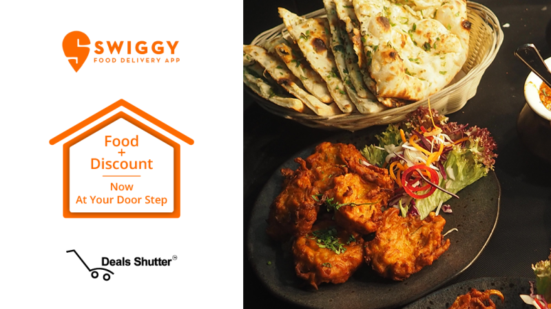 Swiggy Coupons & Offers | Rs100 OFF + FLAT 33% OFF | Aug 2019