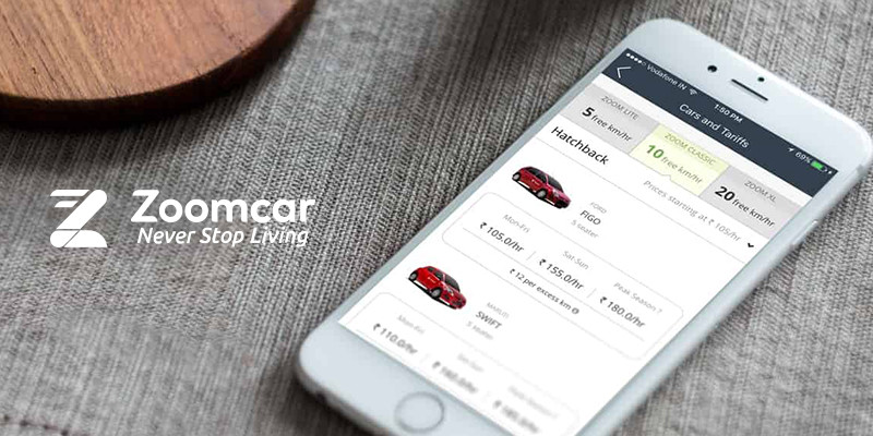 zoomcar promocode for first time user
