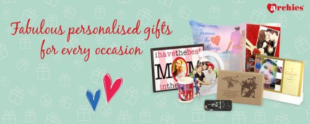 Archies Personalized Gifts
