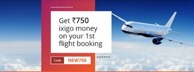 Ixigo Coupons 2019 | Offers For Cheap Flights Air Ticket
