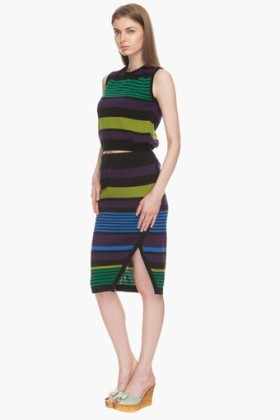 Summer Offer: Save 80% On LIFE Women's Striped Top