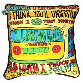 Giftease Offer : Happily Unmarried Cushion Karaoke@Rs.350