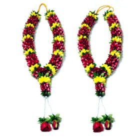 Get Flat 20% Off On Rose Petal Garlands