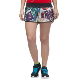 Get Women's Reebok Crossfit KNW Shorts At Amazing 80% Off