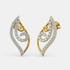 Enjoy 20% Off On These Beautiful The Manohara Manhar Earrings