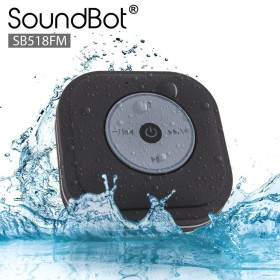 Best Offer SoundBot SB518FM FM Radio Shower Speakers At Just Rs. 399