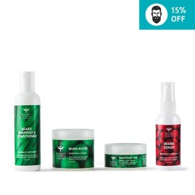 Get Flat 15% Off On Heavy Beard Care Products