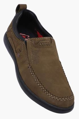 Flat 50% Off On Lee Cooper Men's Leather