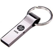 Get 75% Off On HP 64 GB USB Metal Pen Drive From Rediff
