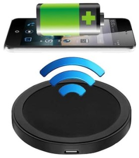 Wireless Charging Charger At Just Rs. 215