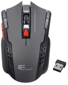Mini Portable Wireless Gaming Mouse Mice For PC Laptop Just Rs.399