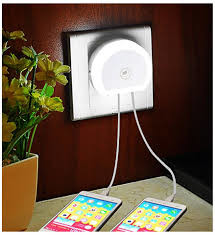 Get 63%+ Rs 200 Cashback On Smart Lamp with Light Dual USB Phone Charger