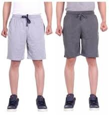 Save Up To 86% Off On DFH Men Shorts (A Pack Of Two)