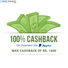 Get Flat 100% Cashback On 3000+ Eyewears