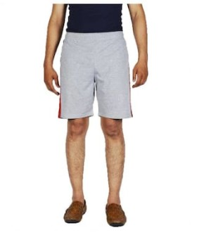 Men's DFH Grey Shorts @ Rs 69/-