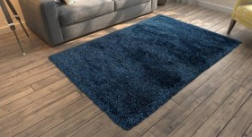 Stock Clearence sale:FLAT  50% off on Linton shaggy rug