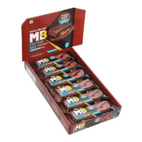 Choco Delight: Get 18% Off At MuscleBlaze Protein Bar