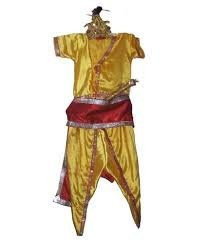 Grab 67% Off On Lord Krishna Costume For 3 years kids At Amazon