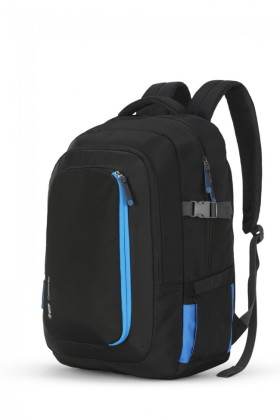 Flat 20% Off On Vip Laptop Black Backpacks