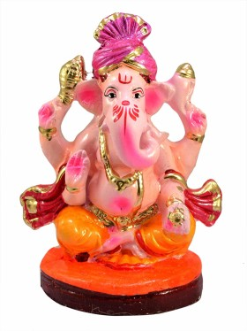 Grab 54% Off On Eco-Friendly God Ganesha Ganesh Idol Ganpati Murti