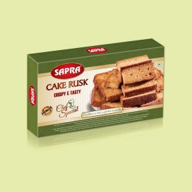 Flat 24% Off + 10% Cashback Using Pay Via Paytm On Cake Rusk