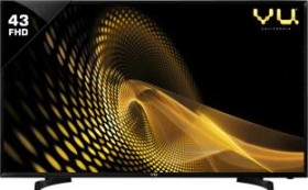 Vu 109cm (43 inch) Full HD LED TV At Just Rs. 17999