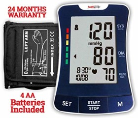 Buy Digital BP Moniter And Save 74% (For All Users)
