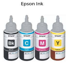 74% OFF On Epson Ink Bottles Set Of 4