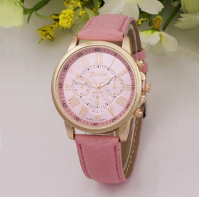 Unisex Quartz Watch @Rs 201/-