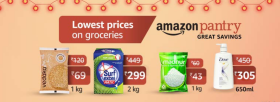 Purchase Grocery At Lowest Price