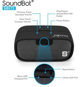 Avail Upto 75% Off On Portable Bluetooth Speakers