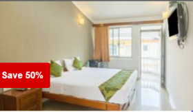 Upto 50% Off On Hotels