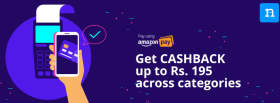 Upto Rs 140/- Cashback On Prepaid Recharge