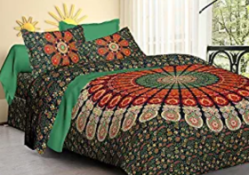 Bombay Dyeing Bedsheets Starting At Just Rs 389/-
