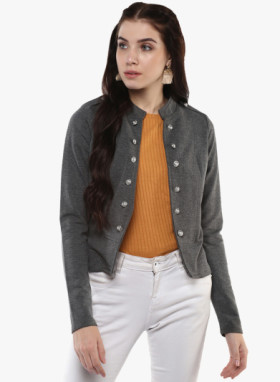 Flat 60% OFF On Harpa Winter Jacket For Women