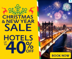 Upto 40% Off On Hotels