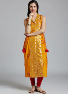 Upto 75% Off + 20% Cashback On Kurtis