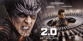 Get Flat Rs 75/- Cashback On Robot 2.0 Movie Ticket Booking
