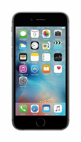 Buy Apple iPhone 6s (Space Grey, 16 GB, 2 GB RAM) at Rs. 20999 only