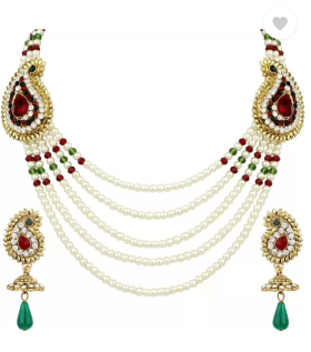 Get Upto 85% Off On Artificial Jewellery