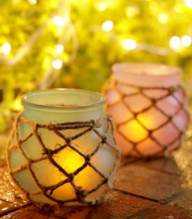 Purchase Lantern Shaped Candle Holders @ Rs 540/-