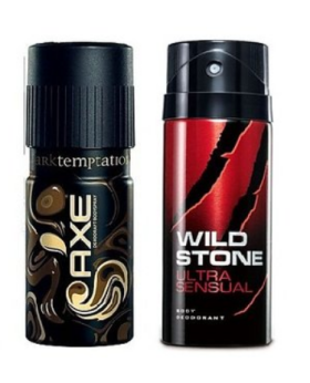 Flat 69% Off On Wild Stone And Axe Deo Deodorant