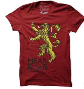 Get Upto 30% Off On Game Of Thrones Official Merchandise.