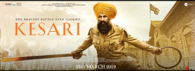 Kesari Movie Offer: Get Flat 10% Up to Rs. 200 Cashback