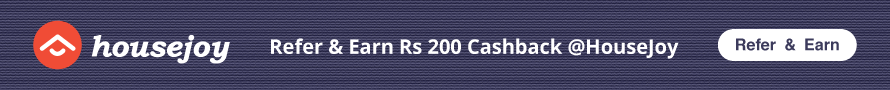 Refer and Earn upto 200 with Housejoy